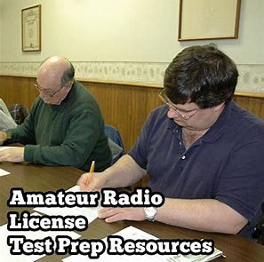 Image result for amateur radio license testing photos
